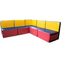 Детский модульный диван Уют (разборной бескаркасный), фото 1