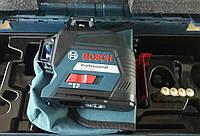 Лазерный 3D уровень-нивелир Bosch GLL 3-80+сумка