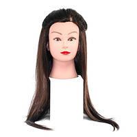 Манекен с искусственными термо волосами