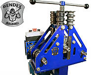 Трубогиб электрический Гермес 1м. Профилегиб с электроприводом., фото 2