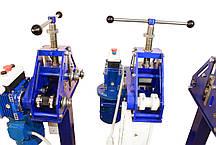 Трубогиб электрический Гермес 1м. Профилегиб с электроприводом., фото 3