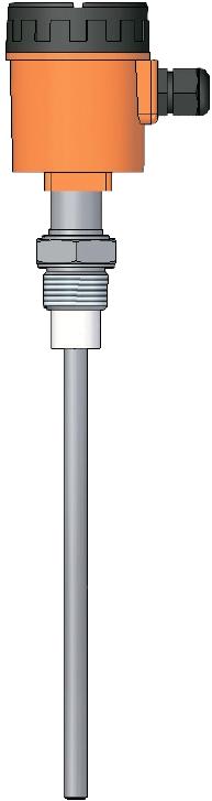 Емкостный сигнализатор реле уровня серии ECAS 205 для низкопроводящих жидкостей