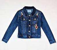 Джинсовая куртка для девочки Seagull ,Венгрия