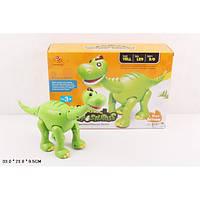 Музыкальный динозавр 801 свет, в коробке 33*23*9,5 см