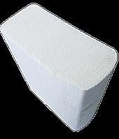Салфетка-вкладыш Полотенца бумажные целлюлозные Z-сложения 200шт 2-х слойные белые Buroclean 10100110