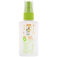 """Спрей-репеллент от насекомых BabyGanics """"Natural Insect Repellent"""" натуральный (59 мл)"""