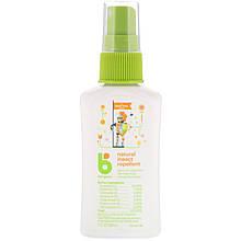 "Аерозоль-репелент від комах для дітей BabyGanics ""Natural Insect Repellent"" натуральний (59 мл)"