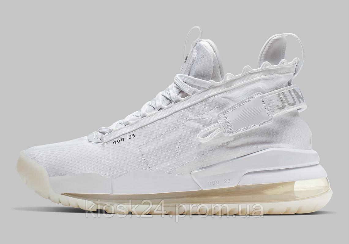 9b57cfc7 Оригинальные кроссовки Nike Air Jordan Proto-Max 720 Pure Platinum  (BQ6623-100)