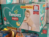 Подгузники-трусики Pampers Pants Размер 4 (Junior) Mega Box 8-14 кг, 104 шт, фото 1
