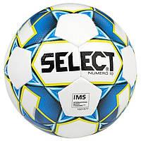 Футбольный тренировочный мяч SELECT Numero 10 IMS (Оригинал с гарантией)