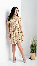 """Летнее платье """"Лаура""""  размеры 44-46, 48-50, фото 2"""