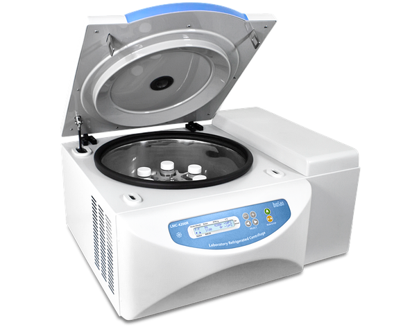 Лабораторная центрифуга с охлаждением LMC-4200R Biosan, фото 2