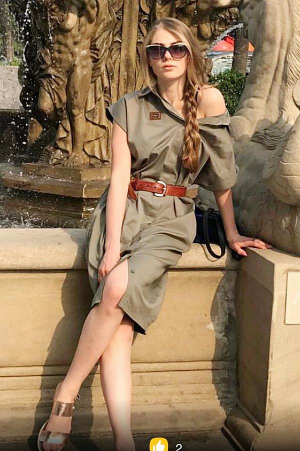 e4a67e60e8f9ac0 Платье-рубашка летнее Ylanni 8001 купить в Украине