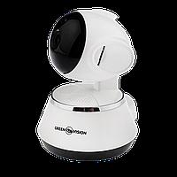 Беспроводная поворотная камера GV-087-GM-DIG10-10 PTZ 720p, фото 1