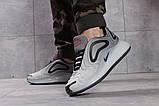 Кроссовки мужские Nike Air 720, серые (16122) размеры в наличии ► [  42 43 44 45 46  ], фото 4