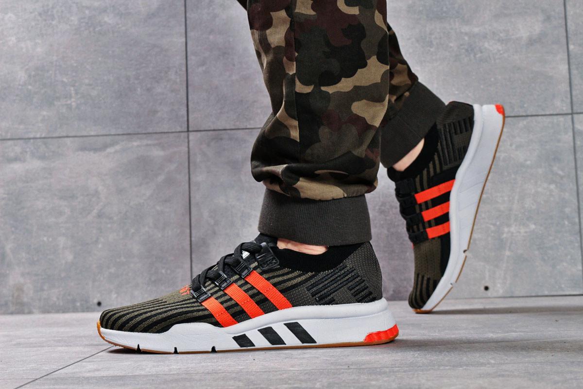 Кроссовки мужские Adidas EQT Support, хаки (16205) размеры в наличии ► [  41 42 43 44 45  ]