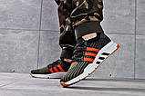 Кроссовки мужские Adidas EQT Support, хаки (16205) размеры в наличии ► [  41 42 43 44 45  ], фото 4