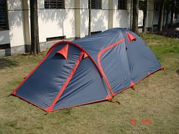 Палатка Tramp Cave 3 м, TRT-021. Палатка туристическая 3 месная. палатка туристическая