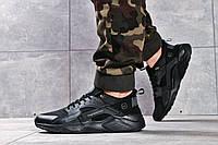 Кроссовки мужские Nike Air Huarache, черные (16221) размеры в наличии ► [  42 43 44 45 46  ], фото 1