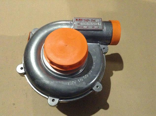Турбокомпрессор ТКР 7Н2Т МТЗ   Турбина на Д-240,242,243,245, фото 2