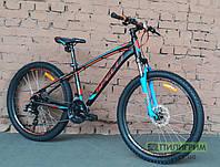 """Велосипед 26"""" Spelli SX-2700 черно-красный 2019 15"""""""