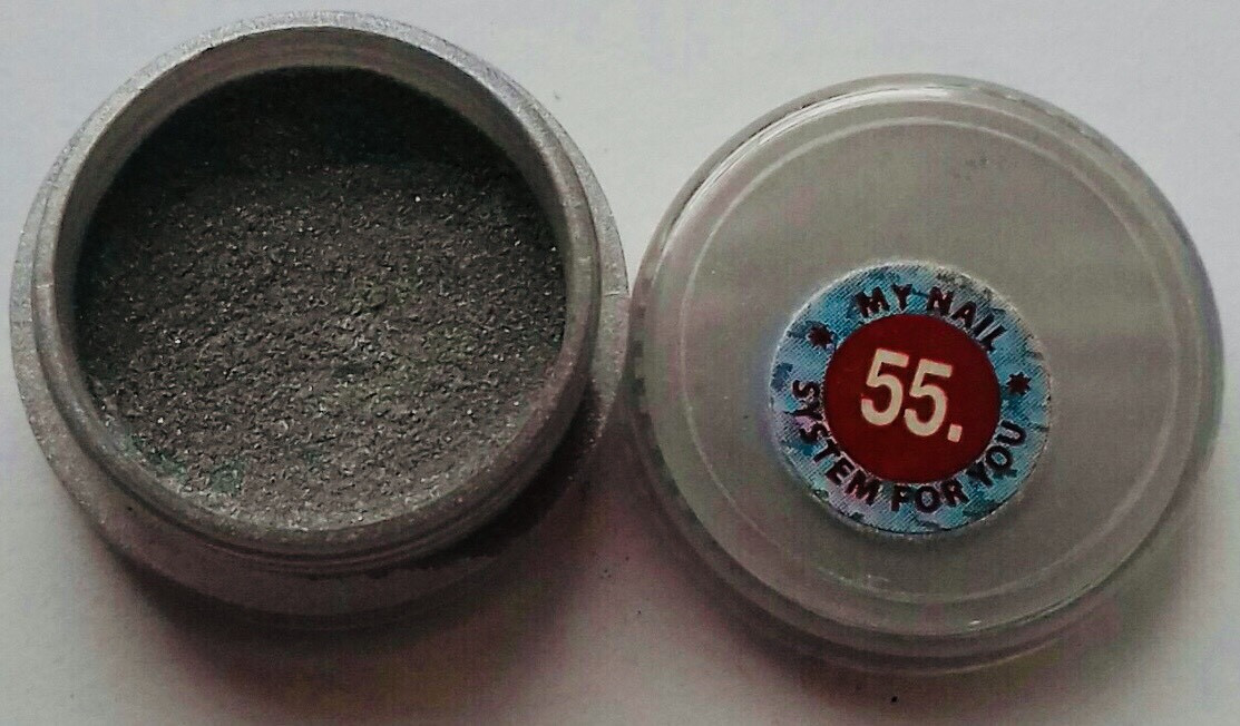 Цветная акриловая пудра MyNail №55  2 гр.