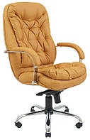 Кресло руководителя Венеция хром (Richman)