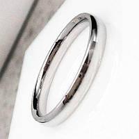 Обручальное кольцо из медицинской стали 3 мм округлое 103297