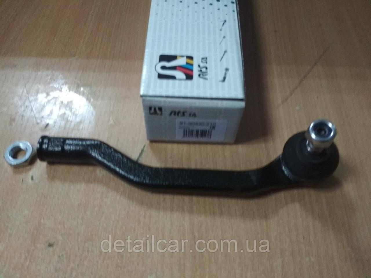"""Наконечник рулевой тяги RENAULT MEGANE III 2008>, SCENIC III 2009>; левый """"RTS"""" 91-90430-210 - Испания, фото 1"""