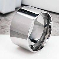 Обручальное кольцо из медицинской стали 14 мм глянцевое 101851