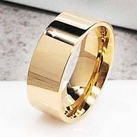 Обручку з медичної сталі Американка 8 мм під золото 101862