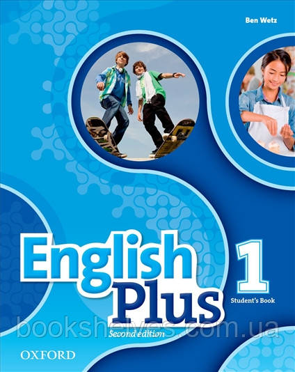 English Plus 2nd Edition 1 Student's Book