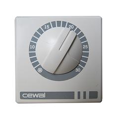 Механический комнатный термостат «Cewal» RQ01