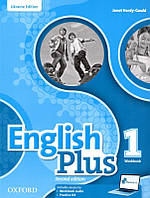English Plus 2nd Edition 1 WorkBook + Practice Kit (UA)