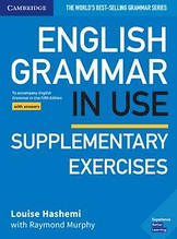 English Grammar in Use 5th Edition Supplementary Exercises + key