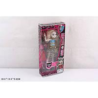 "Кукла ""MH"" 335A шарнир, с аксесс, в кор.36*14*5см"