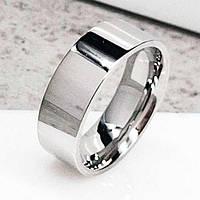 Обручальное кольцо из медицинской стали Американка 8 мм 101840