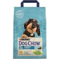Dog Chow (Дог Чау) Puppy Small Breed - корм для щенков мелких пород, с курицей, 7.5кг