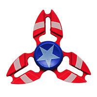 Спиннер Spinner Капитан Америка стальной №44