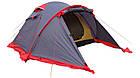 Намет Tramp Mountain 3. Палатка туристическая. Намет туристичний, фото 6