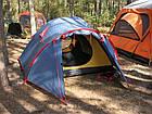 Намет Tramp Mountain 3. Палатка туристическая. Намет туристичний, фото 8