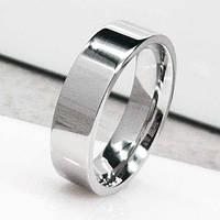 Обручальное кольцо из медицинской стали Американка 6 мм 101841
