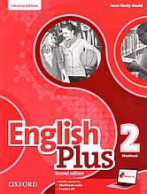 English Plus 2nd Edition 2 WorkBook + Practice Kit (UA)