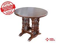 Стол обеденный  круглый  Бавария-03, фото 1