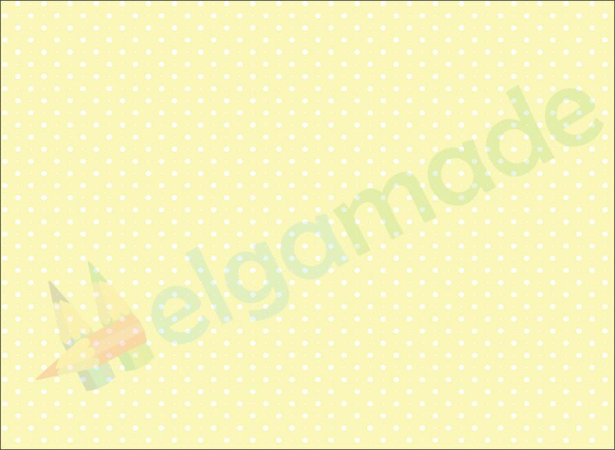 Фетр с принтом ГОРОШЕК НА БЛЕДНО-ЖЕЛТОМ, 22x30 см, корейский жесткий 1.2 мм