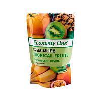 Крем-мило Тропічні фрукти дой-пак 460 г