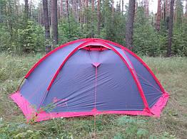 Палатка 4-х местная для экстремальных условий с внешним каркасом Tramp Rock TRT-051.08.