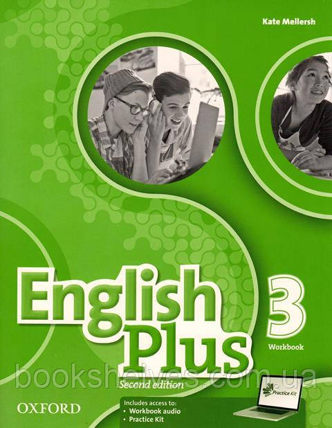 English Plus 2nd Edition 3 WorkBook