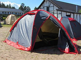 Палатка 3-х местная для экстремальных условий с внешним каркасом Tramp Rock TRT-051.08