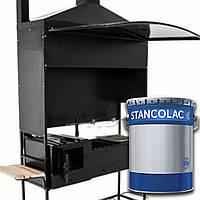Термостойкая силиконовая краска Пиролак 1000°С Станколак, фото 1
